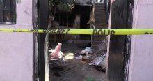 İzmir'de çıkan yangında 4 yaşındaki çocuk öldü