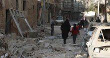 Suriye rejimi Duma ve Darayya'ya insani yardıma izin vermiyor