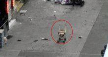 Taksim'deki saldırıda yürek yakan detay