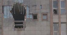 Yüksekova'da Emniyet Müdürlüğü'ne saldırı