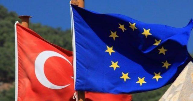 AB'den Türkiye'ye mesaj, 'Bizimle kalın'