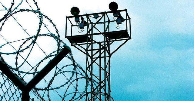 Amasya'da cezaevinin çatısı çöktü