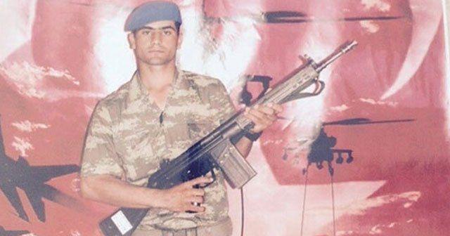 DAEŞ'in kaçırdığı askerin fotoğrafı yayınlandı