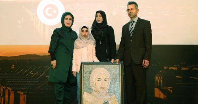 Erdoğan, Suriyeli kızı ailesiyle kavuşturdu