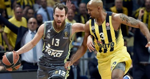 Fenerbahçe Ülker FB ve Real Madrid basketbol maçı canlı izle şifresiz burada - İZLE