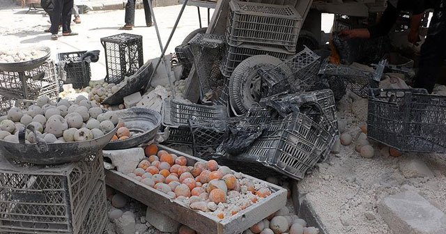 Fransa, Esad rejiminin Halep'teki saldırılarını kınadı