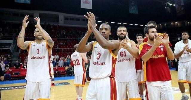 Galatasaray Odeabank şampiyonluk için avantaj peşinde