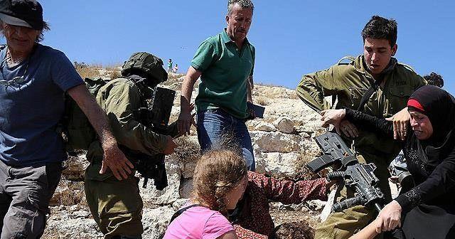 İsrail hapishanelerindeki Filistinli çocuk sayısı artıyor