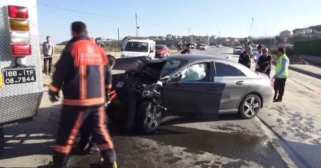 İstanbul'da feci kaza, 4 ölü, 2 yaralı