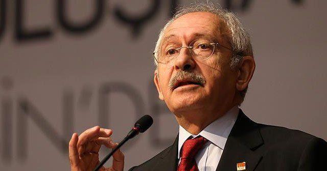 Kılıçdaroğlu, 'İnsanlar düşüncelerini özgürce açıklayabilmeli'