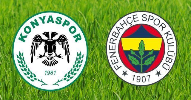 Konyaspor  Fenerbahçe Süper Lig maçı ne zaman saat kaçta