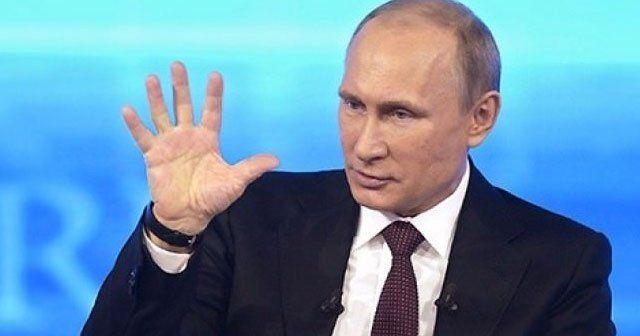 Putin'den küstah Türkiye iddiası