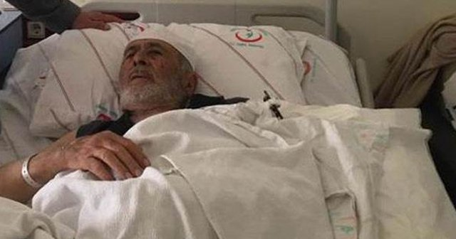 Roketli saldırıda yaralanan vatandaş hayatını kaybetti