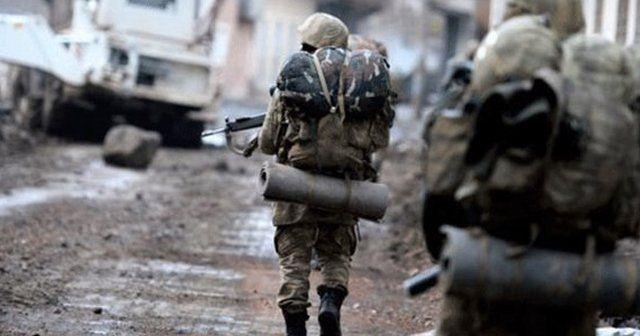 Silopi'deki terör operasyonu tamamlandı