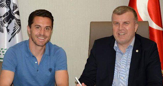 Torku Konyaspor, Dimitar Rangelov'un sözleşmesini uzattı