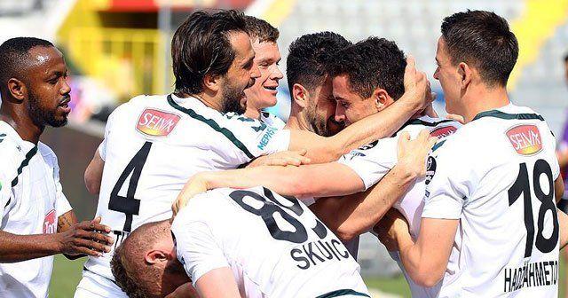 Torku Konyaspor, Gençlerbirliği'ni 1-0 yendi