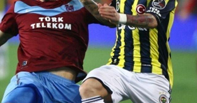 Trabzonspor 0-4 Fenerbahçe maçı ÖZETİ VE GOLLERİ BURADA