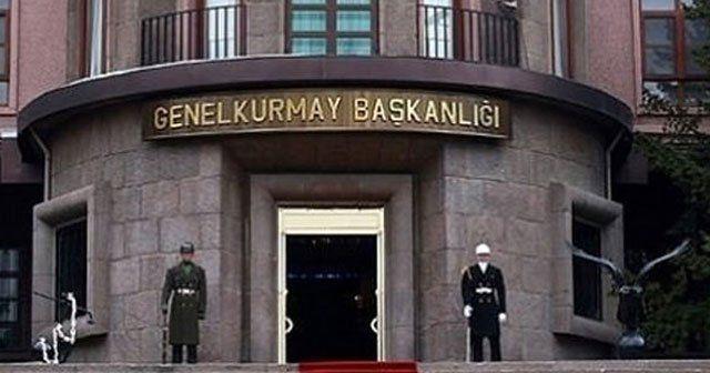 TSK, '608 terörist etkisiz hale getirildi'