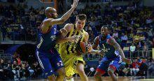 Anadolu Efes Fenerbahçe'ye kaybetti, Avrupa'ya veda etti
