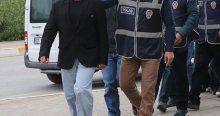 Antalya'daki paralel yapı operasyonunda 17 kişi tutuklandı