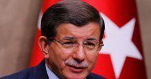 Başbakan Davutoğlu'ndan Başkan Özbek'e tebrik telefonu