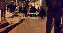Ankara'da kanlı infaz, 2 ölü, 1 yaralı