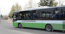 Belediye otobüsleri terörist cenazesinde!