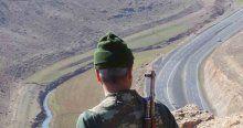 Bitlis'de çatışma, köy korucusu şehit oldu