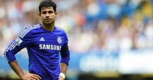 Chelsea'nin golcüsü Costa'ya 1 maç ceza