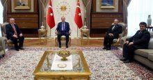 Erdoğan, Yargıtay heyetini kabul etti