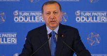 Erdoğan, 'Yerli patent başvuru sayısı yüzde 23 arttı'