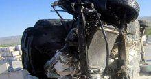 Erzincan'da AK Parti Gençlik Kolları yöneticisi kazada öldü