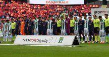 Futbol maçlarında şehitler için saygı duruşu yapılacak