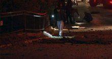 İstanbul'da gece yarısı büyük patlama