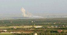 Kilis'in karşısındaki Suriye köylerinde çatışmalar sürüyor