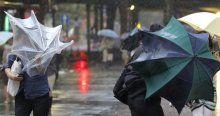 Meteoroloji'den 4 il için 'fırtına' uyarısı