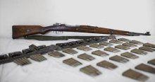 PKK'dan 1901 yapımı keskin nişancı tüfeği çıktı