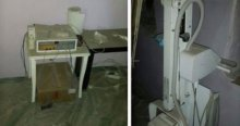 PKK'nın kullandığı Röntgen ve EKG cihazı bulundu