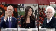 Rahim Er'den Cumhuriyet yazarına 'AKP' tepkisi