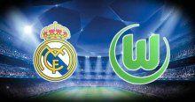 Real Madrid Wolfsburg Şampiyonlar Ligi maçı hangi kanalda saat kaçta