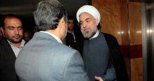 Ruhani'den Ahmedinejad'a suçlama