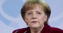 Siyasi partilerden Merkel'e Türkiye uyarısı