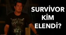 Survivor kim elendi adaya kim veda etti, Survivor sms sonuçları sıralaması öğren - Survivor eleme