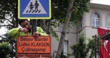 TESK Başkanı Palandöken'den sürücülere 'TEOG' uyarısı