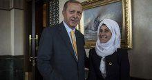 Türkiye'ye sığınan Cuma'dan Erdoğan'a teşekkür mektubu