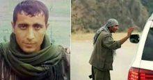 Yol kesen bir PKK'lı öldürüldü