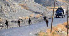 Yola patlayıcı döşemeye çalışan terörist ölü ele geçirildi