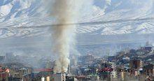 Yüksekova'da sessiz gecenin ardından yoğun çatışma