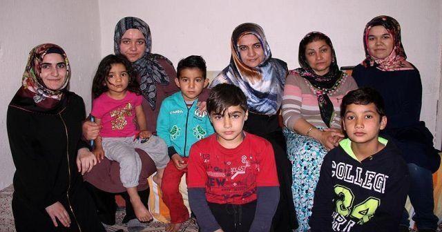 Afgan aileyle 'kardeş' oldular