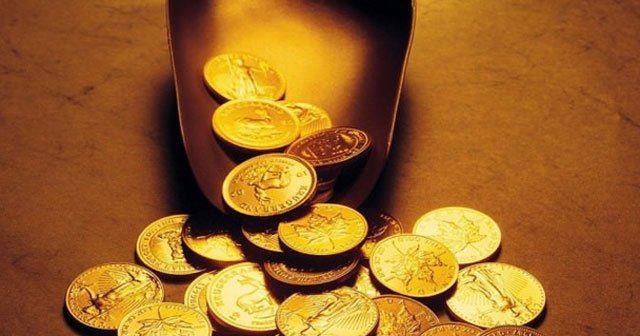 Altın 17 lira birden düştü